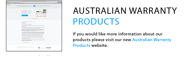 Australian Warranty Products